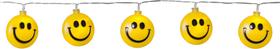 Happy 1 m Lichterkette Star Trading 613242800000 Bild Nr. 1