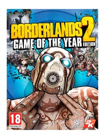 PC - Borderlands 2: Game of the Year Edition Download (ESD) 785300133286 Photo no. 1