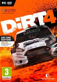 PC - DiRT 4 Day One Edition Box 785300122295 Photo no. 1