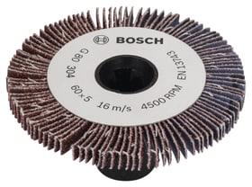Rullo lamellare Bosch 616650900000 Dimensioni 5 mm Grana K80 N. figura 1