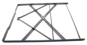 Tischbein mit Schrauben grau/anthrazit 9075158010 Bild Nr. 1