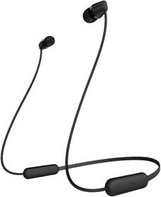 WI-C200B - Schwarz In-Ear Kopfhörer Sony 772791800000 Bild Nr. 1
