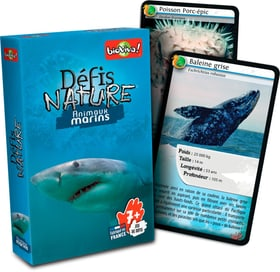 Defis nature animaux marins (FR) 748957990100 Photo no. 1