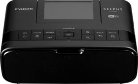 Selphy CP1300 Nero Stampante fotografica compatta Canon 793431700000 N. figura 1