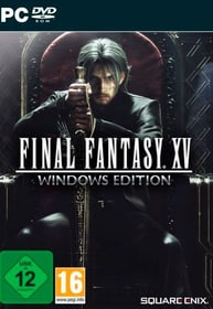 PC - Final Fantasy XV: Windows Edition (D) Box 785300132658 Bild Nr. 1