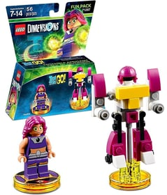 LEGO Dimensions Fun Pack - Teen Titans Go