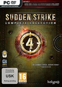 PC - Sudden Strike 4 - Complete Collection D Box 785300143099 Bild Nr. 1