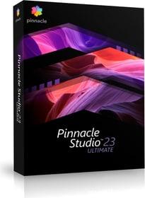Pinnacle Studio 23 Ultimate Vollversion Physisch (Box) 785300147623 Bild Nr. 1