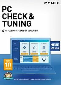 PC Check & Tuning 2021 [PC] (D) Physisch (Box) Magix 785300155401 Bild Nr. 1