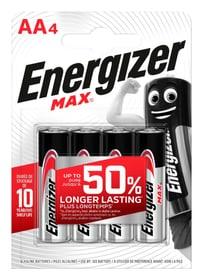 Max AA/LR6 (4Stk.) Batterie Energizer 704757100000 Bild Nr. 1