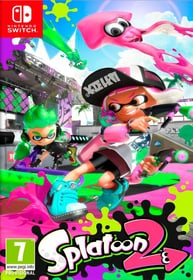 Switch - Splatoon 2 Box Nintendo 785300122445 N. figura 1