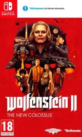 Switch - Wolfenstein II: The New Colossus (F) Box 785300135390 Photo no. 1