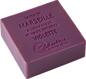 MARSEILLE Sapone violetta 442086900145 Colore Viola Dimensioni L: 6.5 cm x P: 6.5 cm x A: 2.5 cm N. figura 1