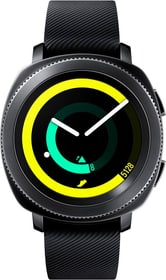 Gear Sport nero Smartwatch Samsung 798470300000 N. figura 1