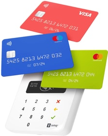 Air Kartenterminal Kartenterminal SumUp 785300156301 Bild Nr. 1