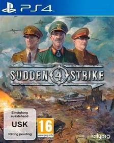PS4 - Sudden Strike 4 Box 785300122057 Photo no. 1