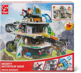 Hape Riesige Bergmine