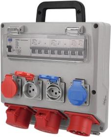 Mit Fehlerstromschutzschalter Baustromverteiler Steffen 612100600000 Bild Nr. 1
