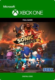 Xbox One - SONIC FORCES Download (ESD) 785300136310 Bild Nr. 1