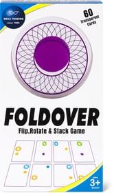 Foldover Kartenspiel Gesellschaftsspiel 748983700000 Bild Nr. 1