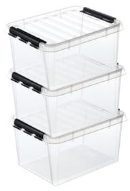 Classic 15, 3er Set Aufbewahrungsbox SmartStore 603552200000 Bild Nr. 1