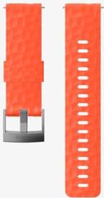 24mm Silicone Strap Coral/Gray M bracelet Suunto 785300157641 Photo no. 1