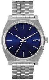 Time Teller Blue Sunray 37 mm Montre bracelet Nixon 785300137055 Photo no. 1