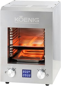 B02307 Grille de Griglia elettrica di manzo Koenig 785300157319 N. figura 1