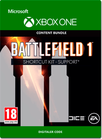 Xbox One - Battlefield 1: Shortcut Kit: Support Bundle Download (ESD) 785300138672 Photo no. 1