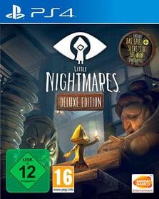 PS4 - Little Nightmares - Deluxe Edition D Box 785300132472 Bild Nr. 1