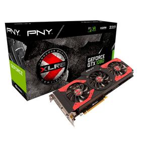 GeForce GTX 1080 8GB XLR8 OC GAMING scheda grafica PNY Technologies 785300126357 N. figura 1