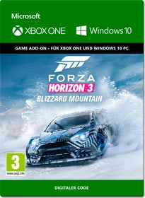 Xbox One - Forza Horizon 3: Blizzard Mountain Download (ESD) 785300138669 Photo no. 1