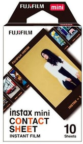 Instax Mini 10 Blatt Contact Instax Mini FUJIFILM 785300159331 N. figura 1