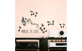 CREARREDA MUSIC Tatouage mural 442572800000 Photo no. 1