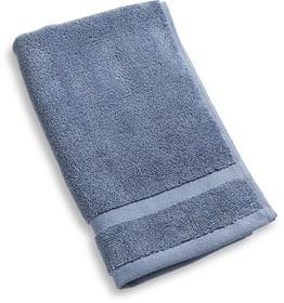 MANUEL Serviette d'hote 450864820242 Couleur Bleu moyen Dimensions L: 30.0 cm x H: 50.0 cm Photo no. 1
