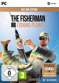 PC - The Fisherman - Fishing Planet Day One Edition Box 785300146540 Photo no. 1