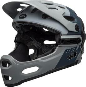 Super 3R MIPS Fullface Helm Bell 465049752080 Grösse 52-56 Farbe grau Bild-Nr. 1