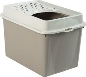Le bac à litière pour chat Berty ouvert en haut Articles pour animaux Rotho 604045500000 Photo no. 1