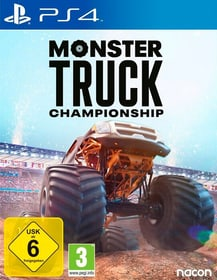 PS4 - Monster Truck Championship (D/F) Box 785300154282 Bild Nr. 1