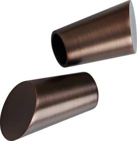 BRONZE MARBELLA Endstück 430562900004 Grösse B: 60.0 mm x T: 24.0 mm Farbe Braun Bild Nr. 1