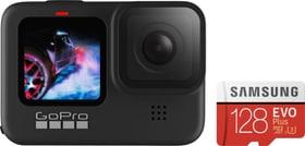 Hero 9 Black + 128GB microSD Card Bundle Actioncam Kit GoPro 793447800000 Bild Nr. 1