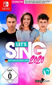 NSW - Let's Sing 2020 mit deutschen Hits D Box 785300146836 Photo no. 1