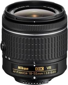 Nikkor AF-P DX 18-55 1:3,5-5,6G VR Objectiv Objectif Nikon 793430700000 Photo no. 1