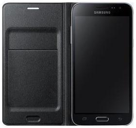 Book-Cover Galaxy J5 (2016) schwarz Samsung 9000025092 Bild Nr. 1