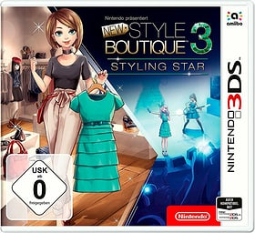 3DS - New Style Boutique 3 - Styling Star Box 785300156809 N. figura 1