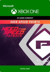 Xbox One - Need for Speed: 5850 Speed Points Download (ESD) 785300136297 N. figura 1