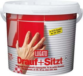 Drauf+Sitzt Fliesenklebstoff 1 kg Lugato 676071500000 Bild Nr. 1