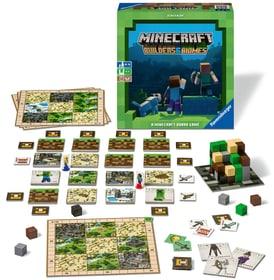 Minecraft Board Game Jeux de société Ravensburger 749000500000 Photo no. 1