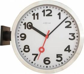 Horloge Murale Double Diamètre Horologe murale NexTime 785300138490 Photo no. 1