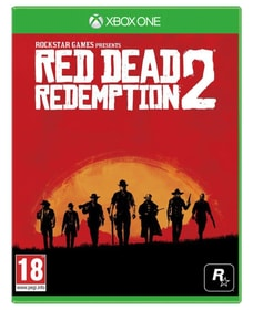 Xbox One - Red Dead Redemption 2 Box 785300128568 Langue Français Plate-forme Microsoft Xbox One Photo no. 1